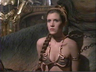 jennifer aniston princess leia slave outfit. Princess+leia+slave+bikini