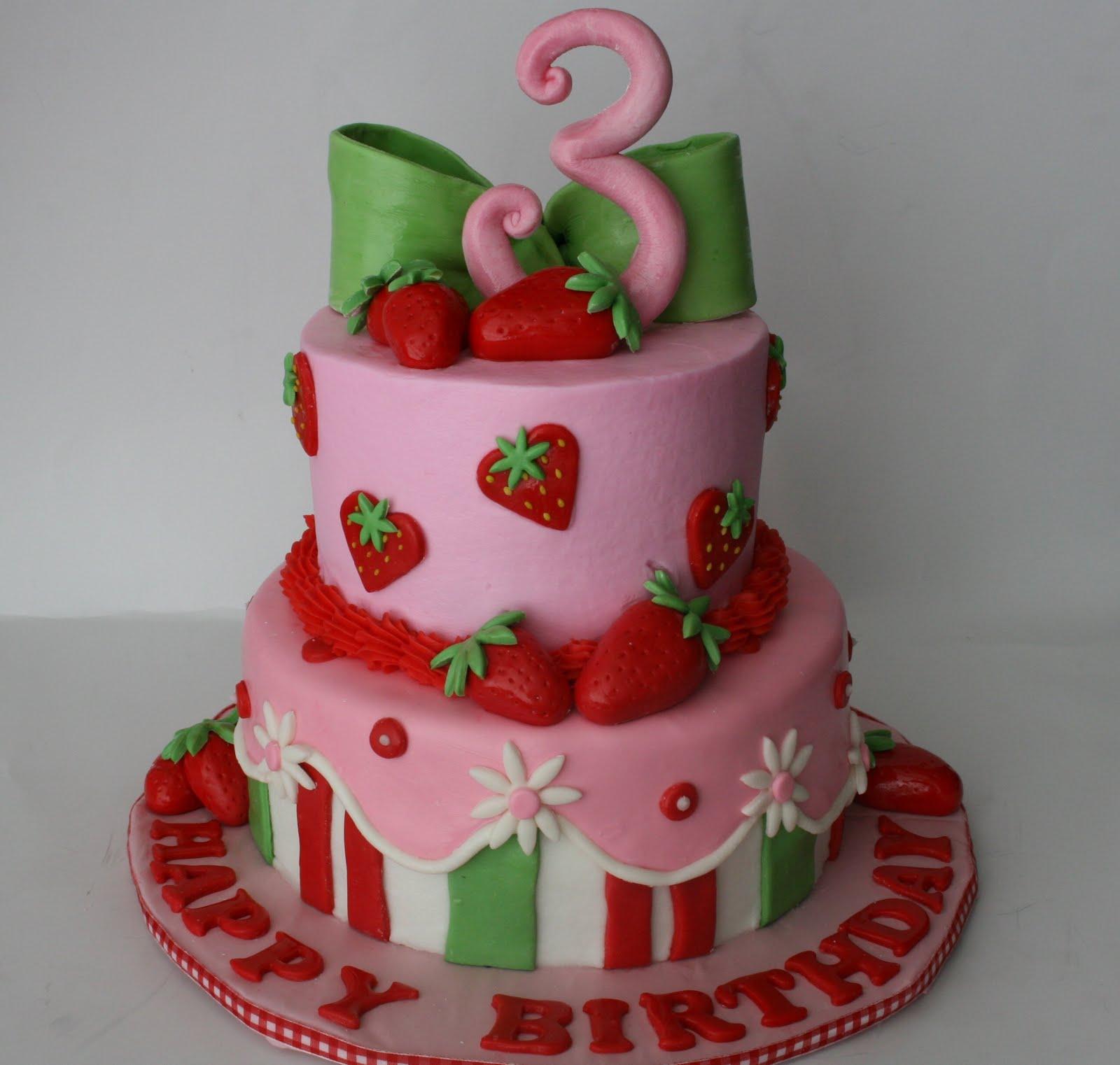 And Everything Sweet Strawberry Shortcake