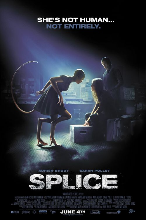 Splice | Teaser Trailer