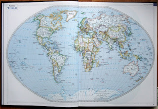 Building A Master Memory Memorising The Countries Of The World - Name of all countries in the world and their capital