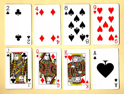 building a master memory how to remember a deck of cards