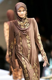 Tehran fashion show