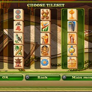 Mahjongg Artifacts Chapter 2 PSP.