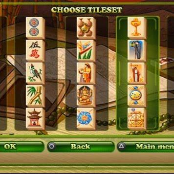 Mahjongg Artifacts Chapter 2 PSP.