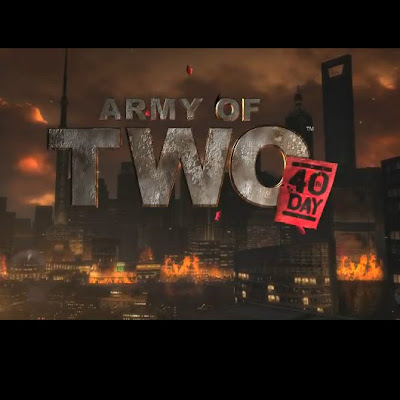 army of two 40th day. Army Of Two: The 40th Day is