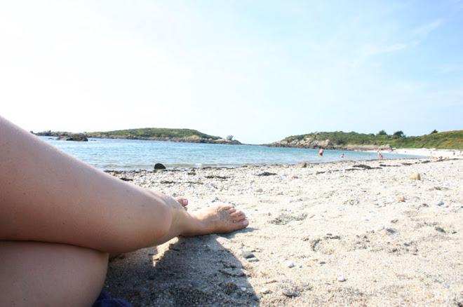 sur des plages de silence...