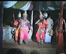 கனங்குடா தென் மோடிக் கூத்தர்