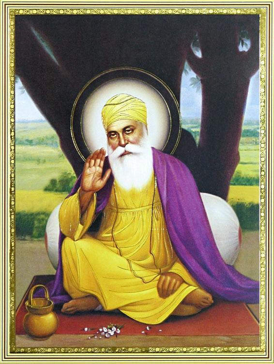 guru nanak dev ji wallpapers. mysikhguru