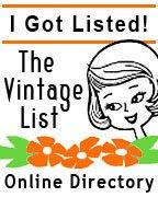 The Vintage List