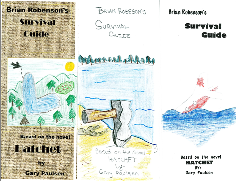 Examples of survival in the book night about