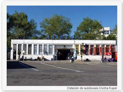 estación de autobuses ovcha kupel