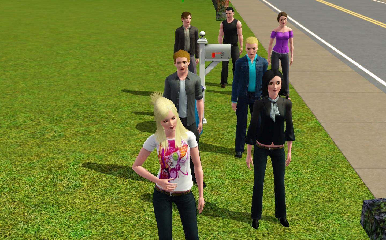 iceblue007: Sims 3: Twilight Saga: \