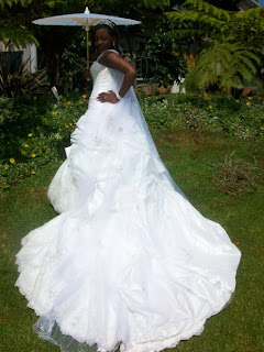 Zimbabwean Wedding Dresses 11