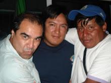 SERGIO, FETO Y EL CHOCO