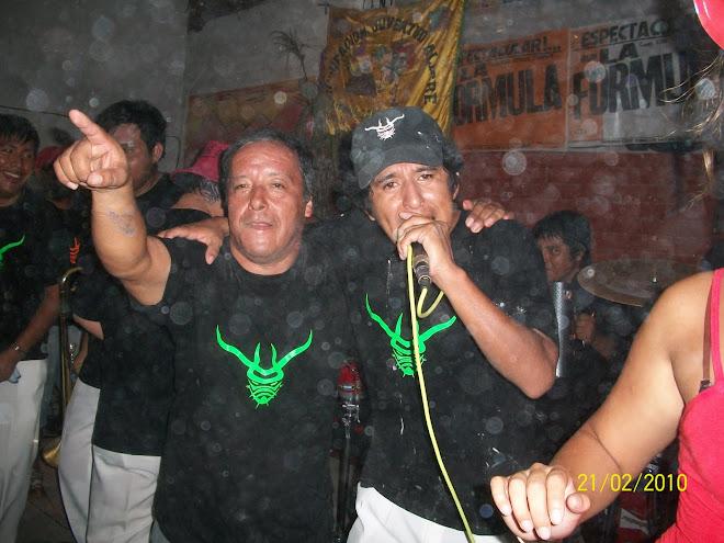 BETO TOLABA Y JOSE LUIS