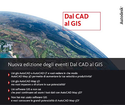 Il blog italiano di autocad map e civil 3d dal cad al gis for Cad 3d free italiano