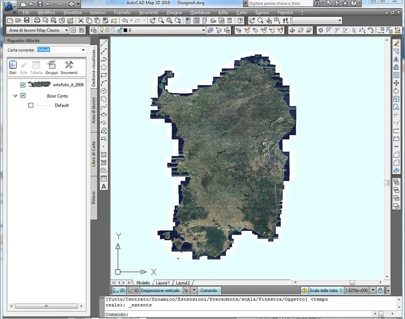 Il blog italiano di autocad map e civil 3d nuovo server for Cad 3d free italiano