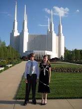 D.C. Temple