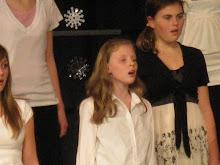 Elizabeth singing!
