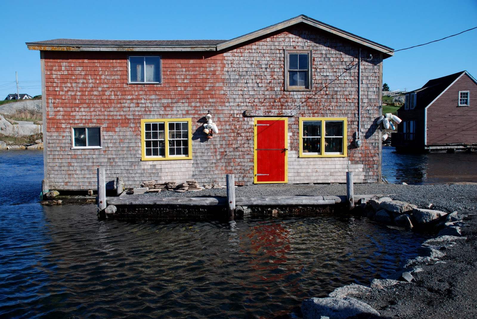 Dick 39 S Debbie 39 S Retirement Peggy 39 S Cove And Halifax Nova