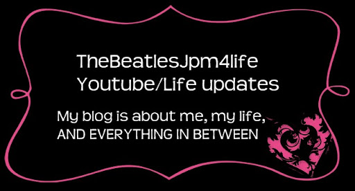 Youtube/Life Updates