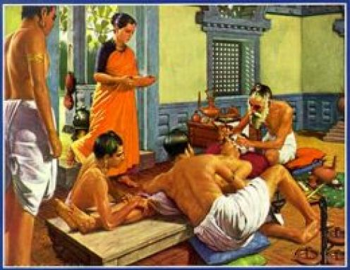 ancient india and medical science History of spices share abundant  spices indigenous to india  spices and herbs played an important role in ancient greek medical science hippocrates.