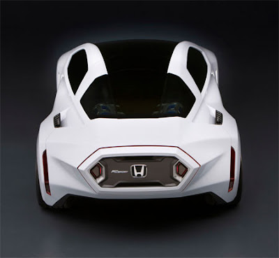 Photo of Honda FC Sports Car 4