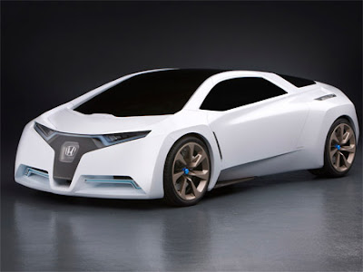 Photo of Honda FC Sports Car 5
