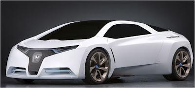 Photo of Honda FC Sports Car