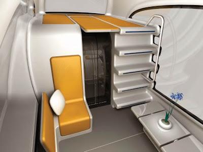 New Caravan Concept Car