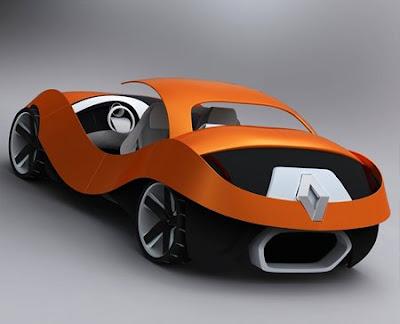 Eco Friendly Car Renault E0