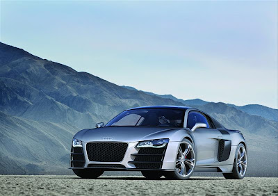 New Audi Cars Awesome design and Style R8 V12 - 4