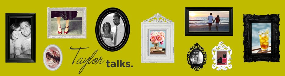 Taylor Talks