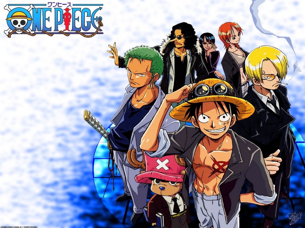 One Piece HD & Widescreen Wallpaper 0.851019558216644