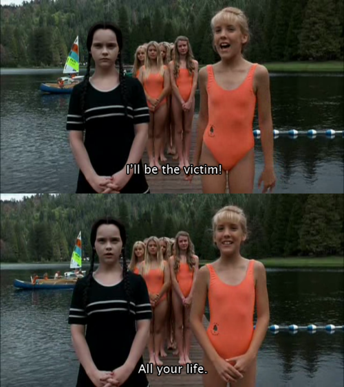 Cinamatic Stills: Addams Family Values, Barry Sonnenfeld, 1993