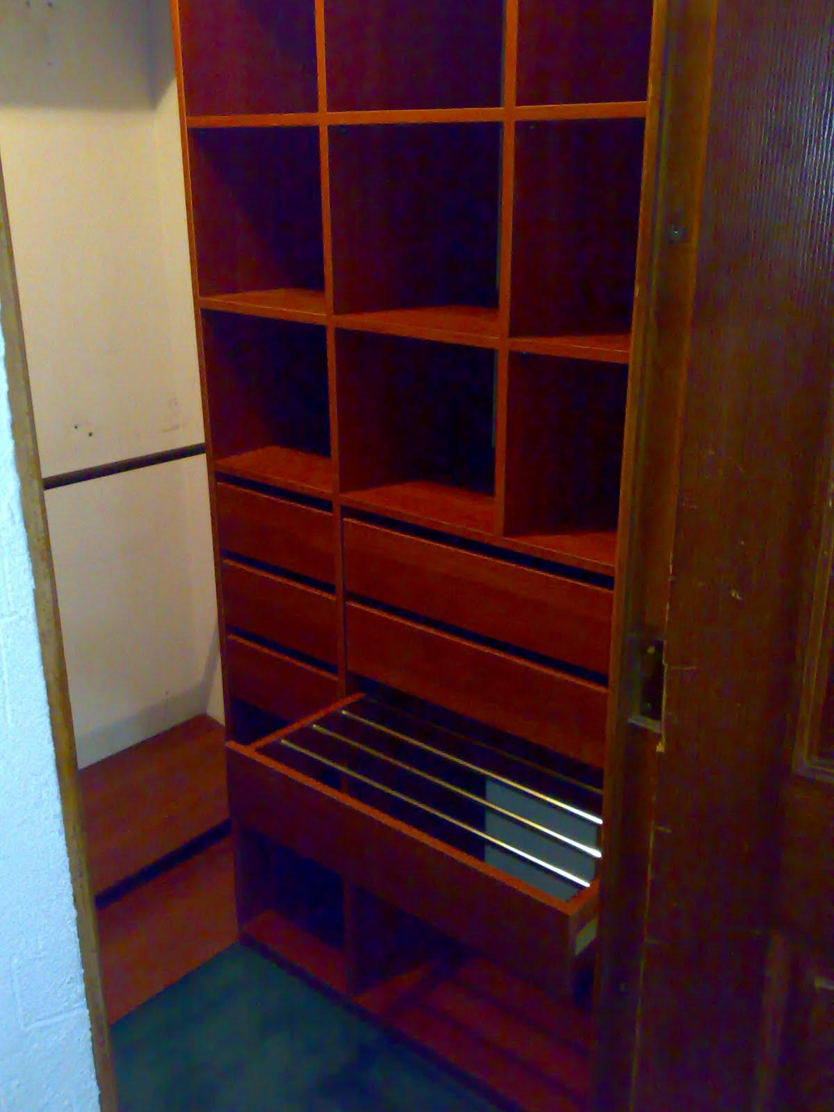 Muebles a medida walking closet for Muebles walking closet
