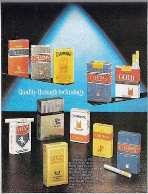 Price cigarettes Viceroy in Italie
