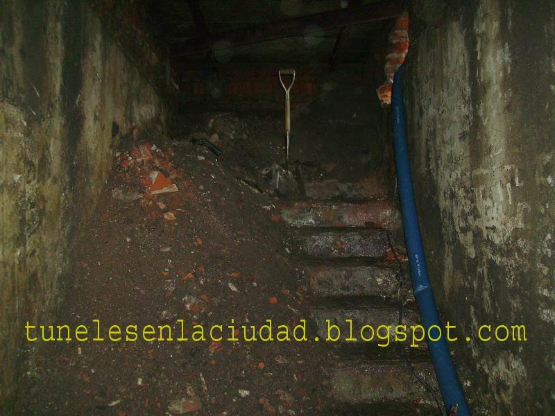El Tunel de Plaza Malvinas - La Plata