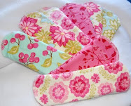Lazy Seamstress Mama Pads Tutorial