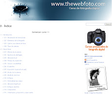 Curso de fotografa digital www.thewebfoto.com