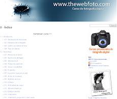 Curso de fotografía digital www.thewebfoto.com
