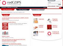 Web redgdps