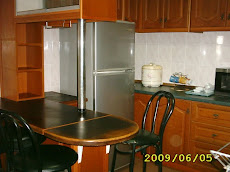Kitchen in Unit 20-E