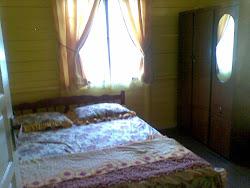 Bilik Tidur 2 di Rumah Desa