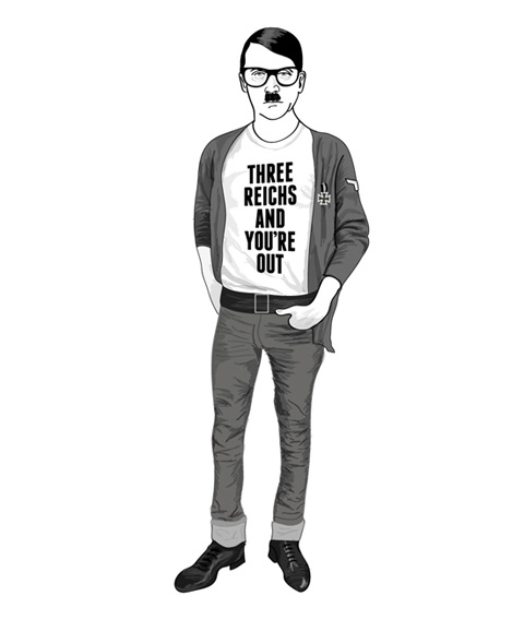 Funny Images - Page 2 Hipster-Hitler