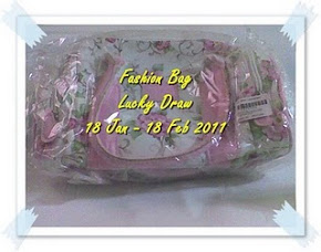 Fashion Bag Lucky Draw