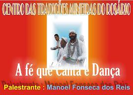 DVD - DOCUMENTÁRIO A HISTÓRIA DO CONGADO NO BRASIL E MINAS GERAIS