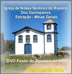 DVD-ALBUM DIGITAL FESTA DO ROSARIO 2007