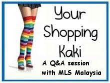 Q&A with Your Shopping Kaki