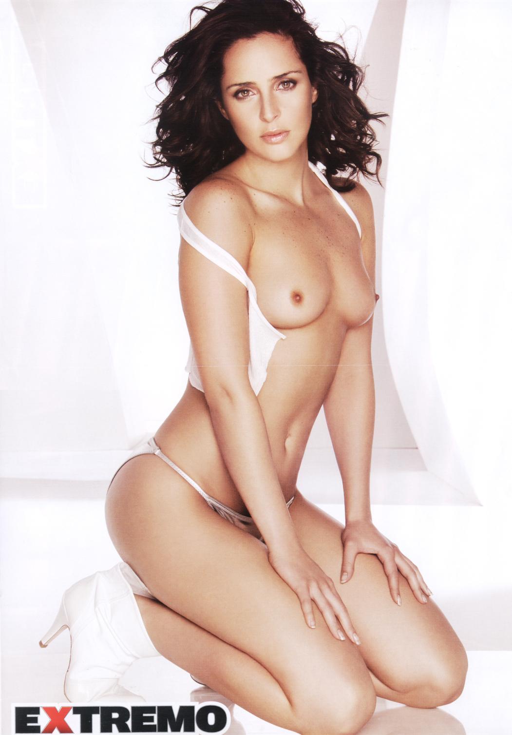Iran Del Castillo Nude